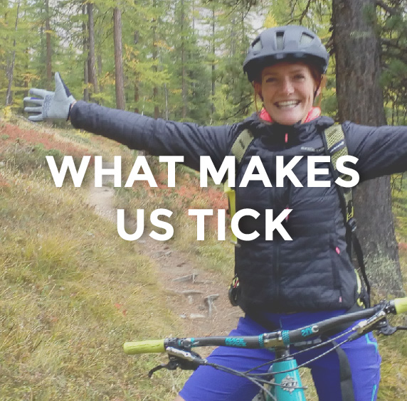 Rideout Coaching - what makes us tick