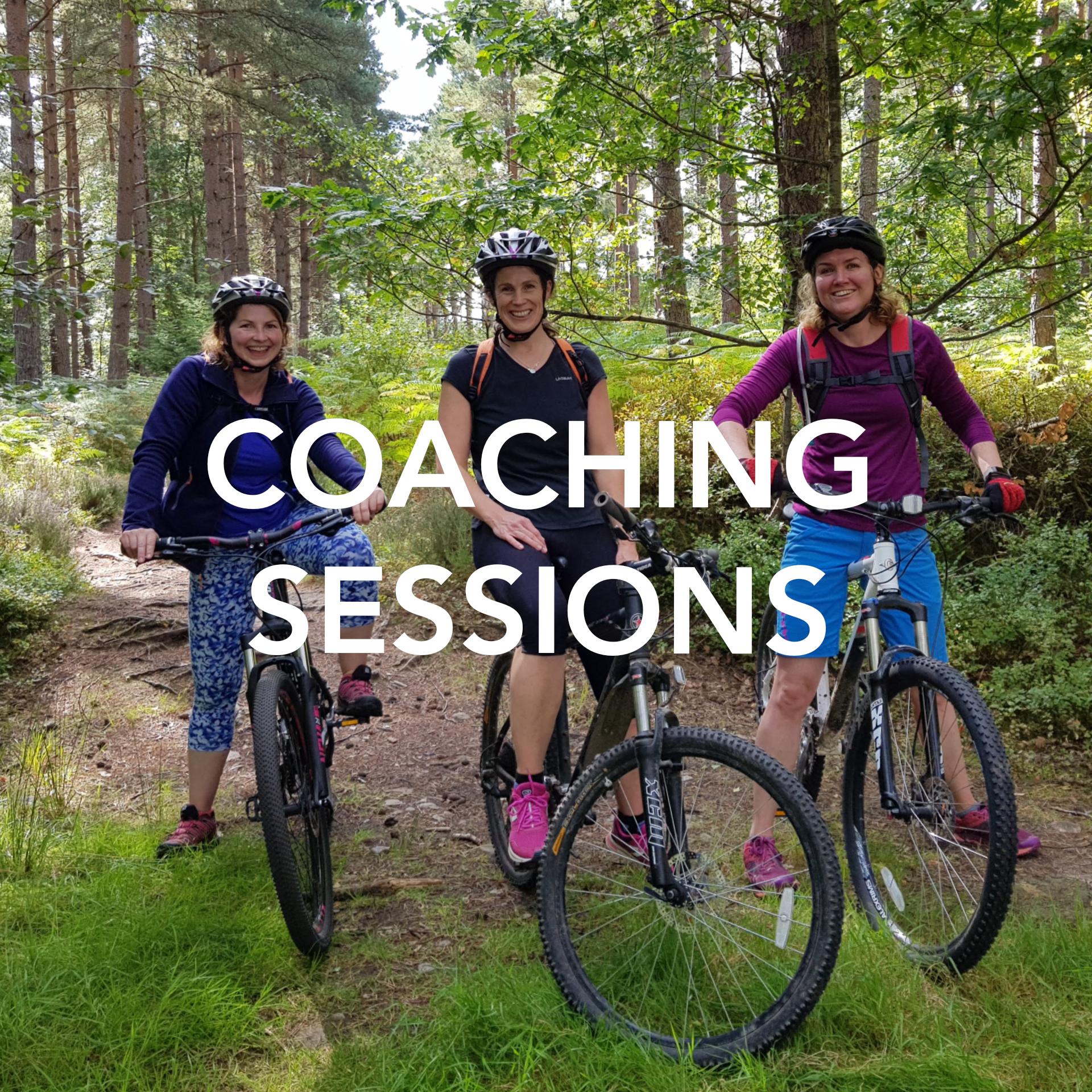 Rideout Coaching - coaching sessions