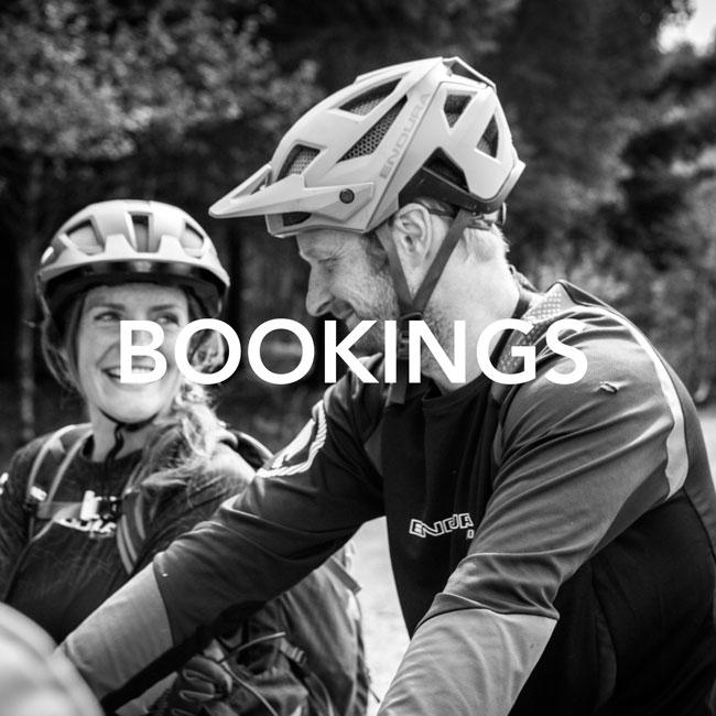 Rideout Coaching - Bookings
