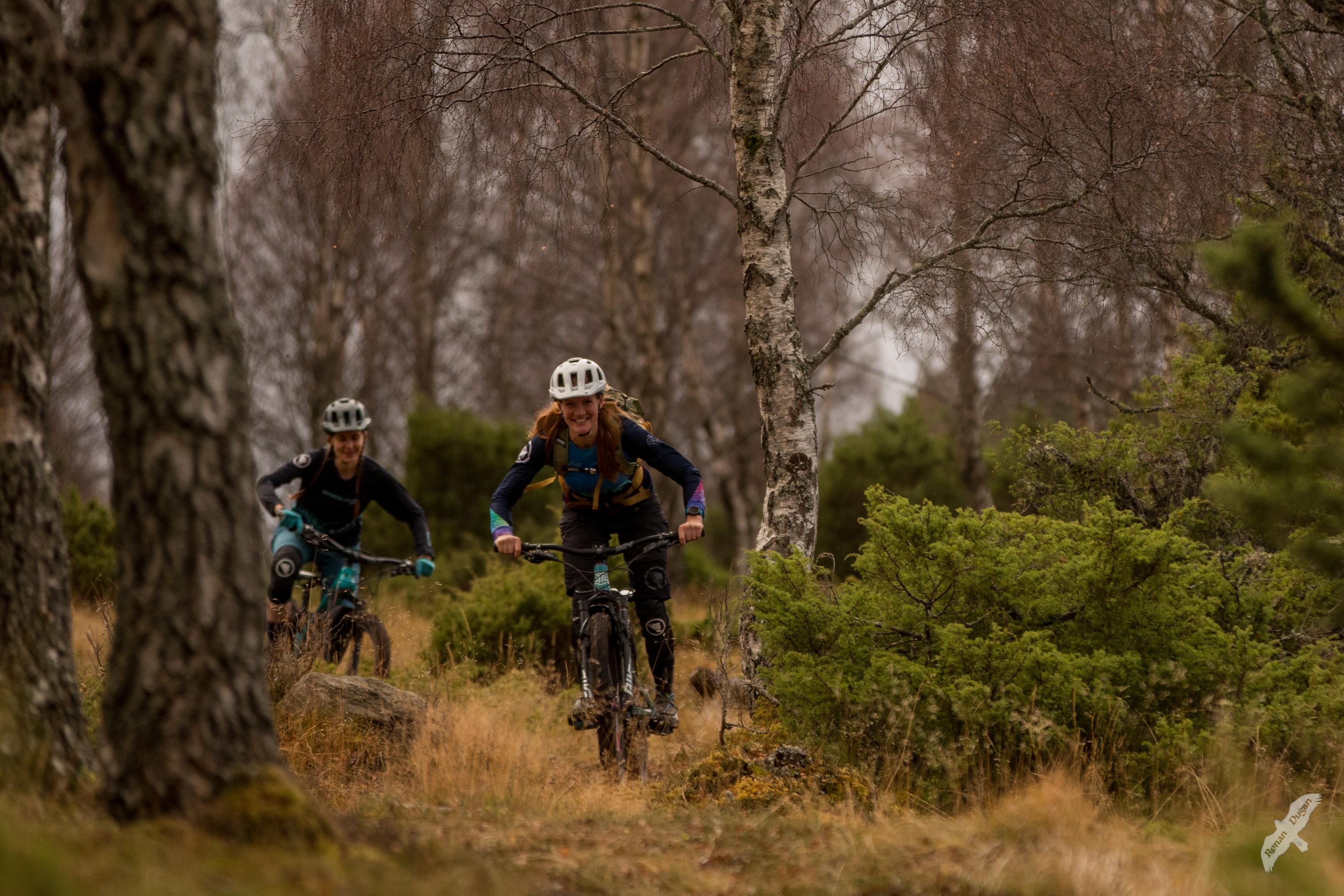 Anna Riddell Rideout Cycle coaching scotland