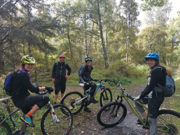 RideOut group courses